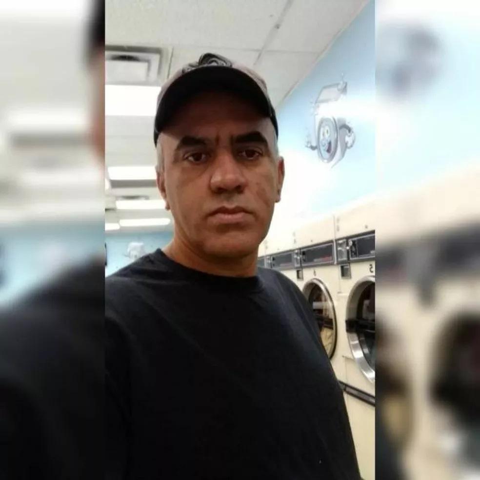 Vice-prefeito de Água Doce do Norte, Jacy Donato (PV) — Foto: Reprodução/WhatsApp
