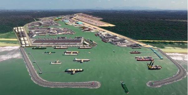 Grupo Polimix planeja inicio da construção do Porto Central   Kennedy em Dia