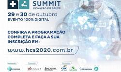 Health Connect Summit discute inovação e tendências para o setor da saúde em diferentes segmentos