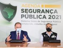 Ministro da Justiça e Segurança Pública acompanha ações do Programa Estado Presente em Defesa da Vida