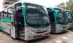Costa Sul é alvo de reclamação por ônibus superlotado
