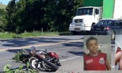Tragédia: Irmãos kennedenses morrem em grave acidente de motocicleta na BR-101