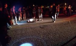 Acidente com motociclistas deixa um ferido em Campo Novo