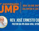 Mocidade da Igreja Presbiteriana comemora seus 39 anos de organização. Participe!