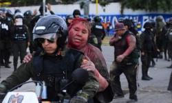 Prefeita aliada de Evo é atacada por manifestantes da oposição