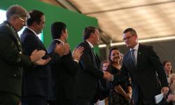Bolsonaro diz que Brasil deve muito à Polícia Federal