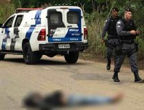 Vídeo | Homem é morto no Distrito de São Joaquim, em Cachoeiro