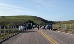 Duas mulheres ficam feridas em acidente motociclístico em Santana Feliz