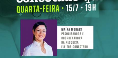 Alunos MasterClass da Presença Online têm acesso a material exclusivo sobre o perfil do eleitor conectado