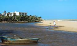 Praia de Marobá - Presidente Kennedy - ES