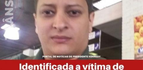 Identificada a vítima de acidente na ES-060 em Presidente Kennedy