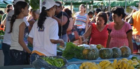 Feira Livre Municipal retorna nesta quinta-feira (29) com medidas preventivas