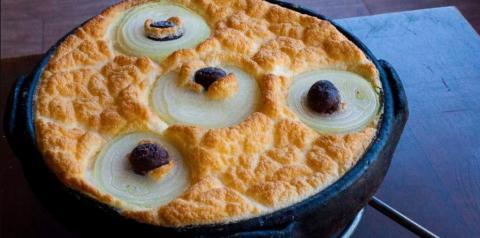 Você sabe como surgiu a Torta Capixaba? Saiba a história de um dos pratos mais conhecidos do ES