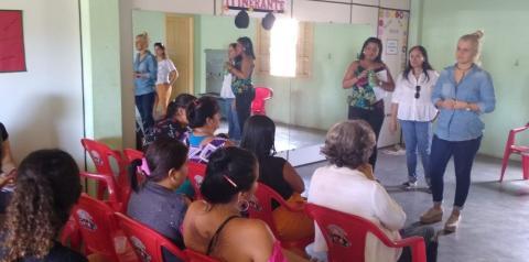Secretaria de Assistência Social apresenta balanço do Cras itinerante em Jaqueira