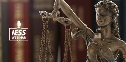 IESS aborda a Judicialização da Saúde em webinar exclusivo