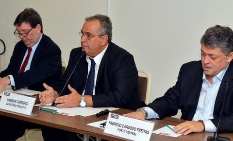 Projeto do Porto Central é apresentado ao Conselho de Infraestrutura da CNI