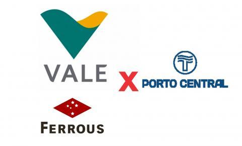 Vale compra controle da Ferrous e pode se tornar concorrente do Porto Central em Presidente Kennedy