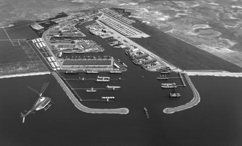 Governo leiloa terminal no Porto de Vitória e pode amarrar ainda mais o projeto Porto Central