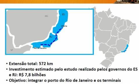 Pacote de investimentos de Dilma ajuda Porto Central