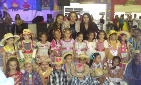 Festa Julina é sucesso em Jaqueira