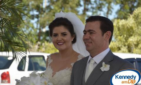 O Casamento de Ana Flávia e Valdinei