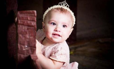 Princesa Sarah completa o 1º aninho de vida