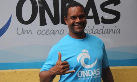 Jojó de Olivença lança candidatura à presidência da CBSurf