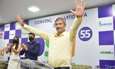 PSD oficializa Dorlei Fontão como candidato a prefeito de Presidente Kennedy