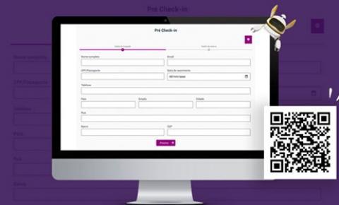 Seguindo recomendações da OMS para hotelaria, startup baiana lança ferramenta gratuita de check-in online