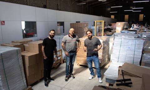 Objetos decorativos, para casa ou escritório, ampliam vendas com crescimento via e-commerce