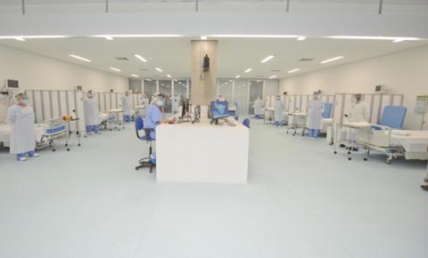 Hospital de Urgência de São Bernardo para tratamento da Covid-19 torna-se apoio para o atendimento de pacientes da Grande São Paulo, por meio da CROSS