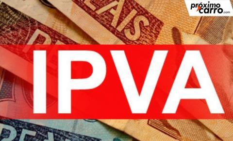 Proprietários de veículos já podem gerar boleto para pagamento do IPVA 2021