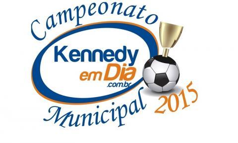 Definidas as semifinais do Campeonato Municipal de Futebol