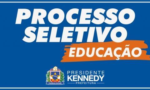 Secretaria de Educação faz comunicado após erro de resultado em processo seletivo