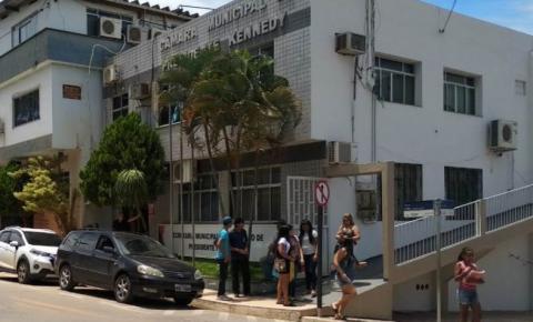 Câmara de Presidente Kennedy suspende atendimento ao público durante quarentena de 14 dias no município