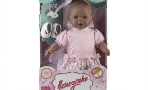 Estrela elimina plástico da embalagem de bonecas