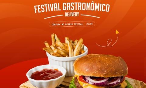 Prefeitura Marataízes abre inscrições para o 2º Festival Gastronômico Delivery