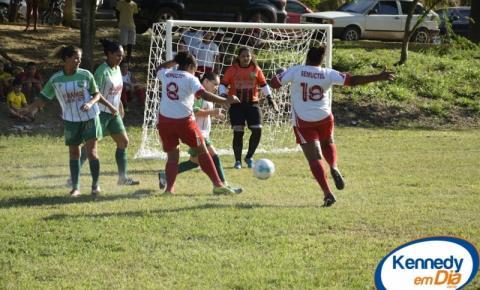 Domingo tem 2ª Rodada Feminina de Futebol Society
