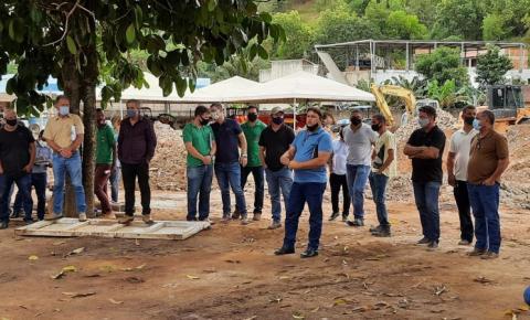 Secretaria de agricultura faz reunião com fruticultores para implantação de novo projeto no município