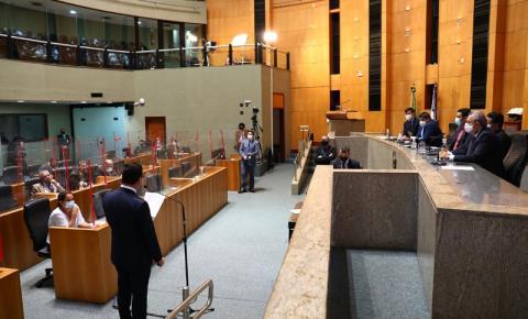 Deputados votam contra extinção de comarcas no ES