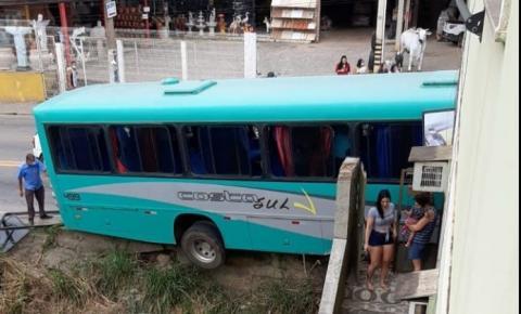 Morre motorista de ônibus que passou mal trabalhando