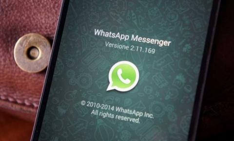 WhatsApp fica fora do ar nesta tarde, dizem usuários na internet