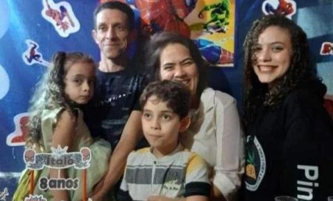 Homem que matou esposa e três filhos no ES estava deprimido por causa de separação