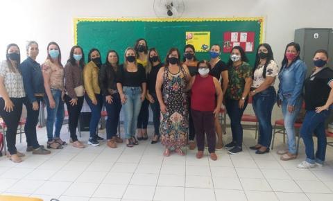 Secretaria de Educação e Sistema Aprende Brasil promovem curso de capacitação para professores