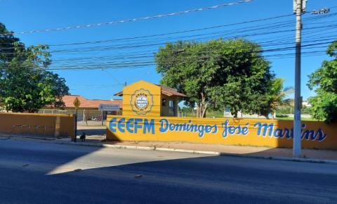 Após solicitação do prefeito Tininho, Polivalente de Marataízes será reconstruído pelo Governo do Estado