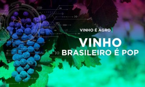 Vinho Nacional acompanha o sucesso do agro brasileiro