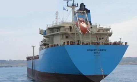 Navio é isolado após tripulantes testarem positivo para covid-19
