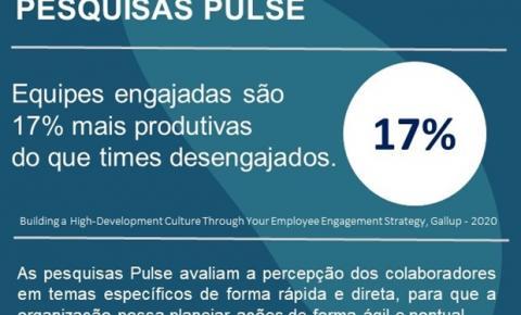 Pesquisa Pulse impede alguns assuntos de se transformarem em problemas dentro das empresas