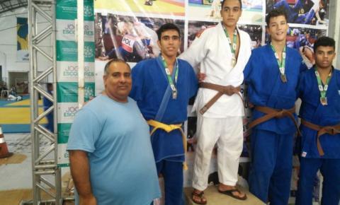 Três atletas kennedenses são medalhistas na III Etapa do Campeonato Estadual de Judô