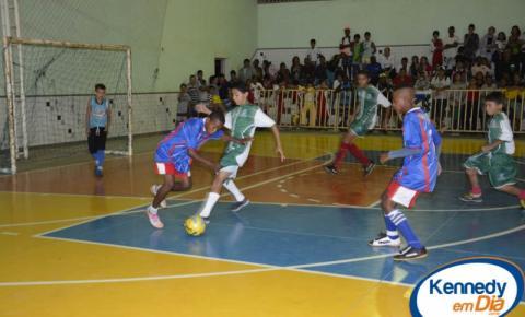 Secretaria de Educação promove jogos escolares